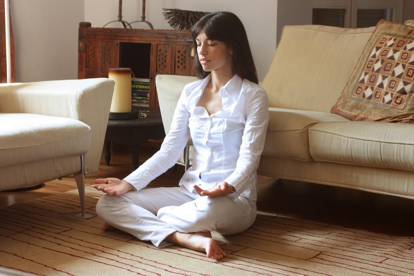 Das perfekte Morgenritual um erfolgreich in den Tag zu starten Meditieren Sie 10 bis 20 Minuten