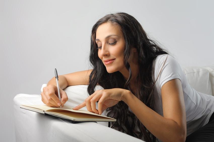 Ein Morgenritual das Dich gut in den Tag bringt Schreibe ein 5 Minuten Tagebuch